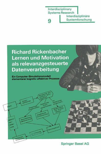 Lernen und Motivation als relevanzgesteuerte Datenverarbeitung - Coverbild