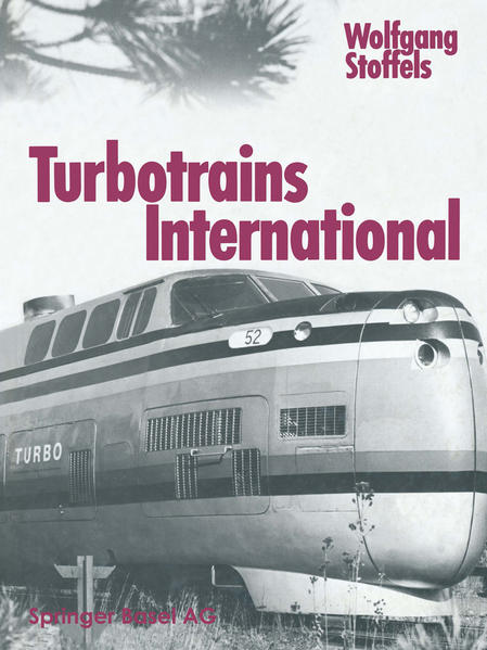 Turbotrains International - Coverbild