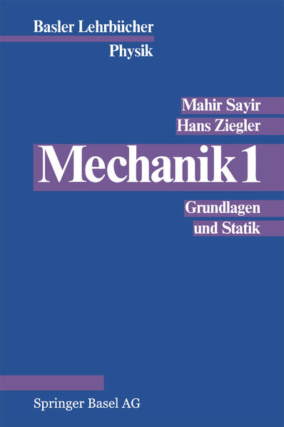 Mechanik 1 - Coverbild