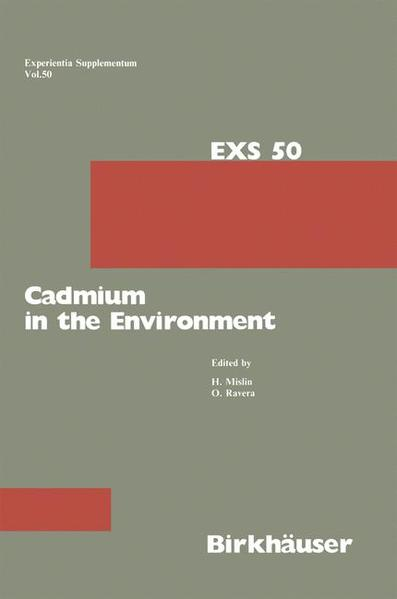 Cadmium in the Environment - Coverbild