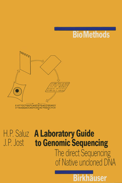 A Laboratory Guide to Genomic Sequencing - Coverbild