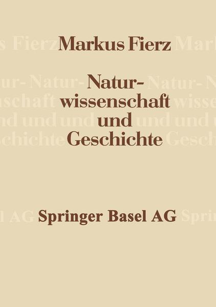 Naturwissenschaft und Geschichte - Coverbild