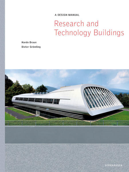 Research and Technology Buildings - Coverbild