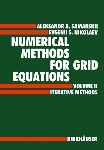 Numerical Methods for Grid Equations - Coverbild