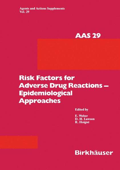 Risk Factors for Adverse Drug Reactions - Coverbild