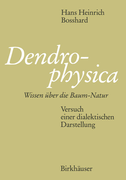 Dendrophysica - Coverbild