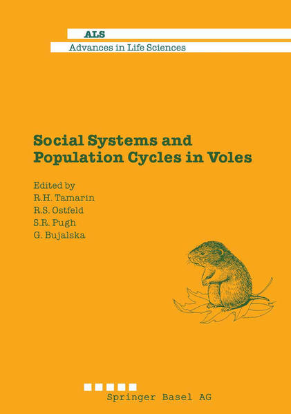 Social Systems and Population Cycles in Voles - Coverbild