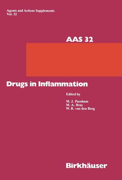 Drugs in Inflammation - Coverbild