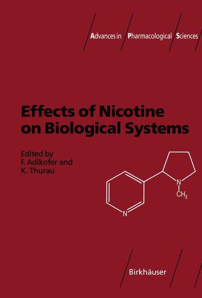 Effects of Nicotine on Biological Systems - Coverbild
