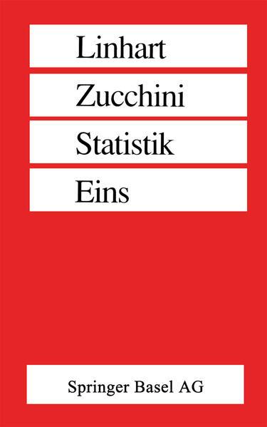 Statistik Eins - Coverbild