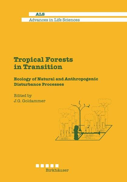 Tropical Forests in Transition - Coverbild