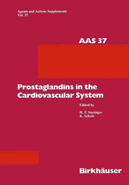 Prostaglandins in the Cardiovascular System - Coverbild