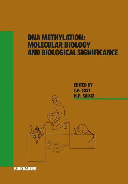 DNA Methylation - Coverbild
