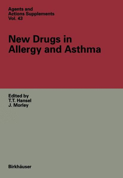 New Drugs in Allergy and Asthma - Coverbild
