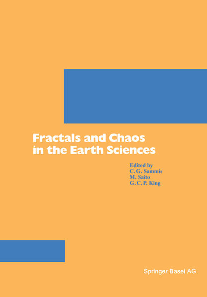 Fractals and Chaos in the Earth Sciences - Coverbild