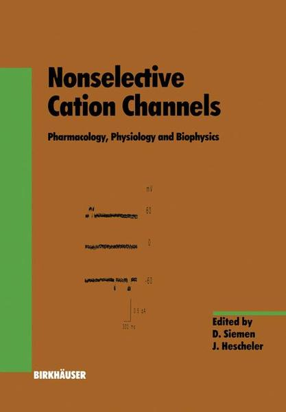 Nonselective Cation Channels - Coverbild