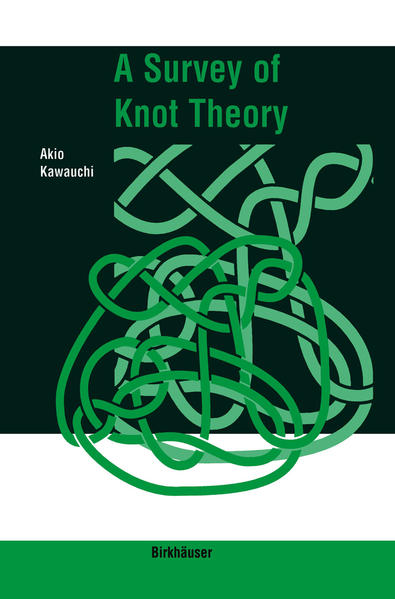 A Survey of Knot Theory - Coverbild