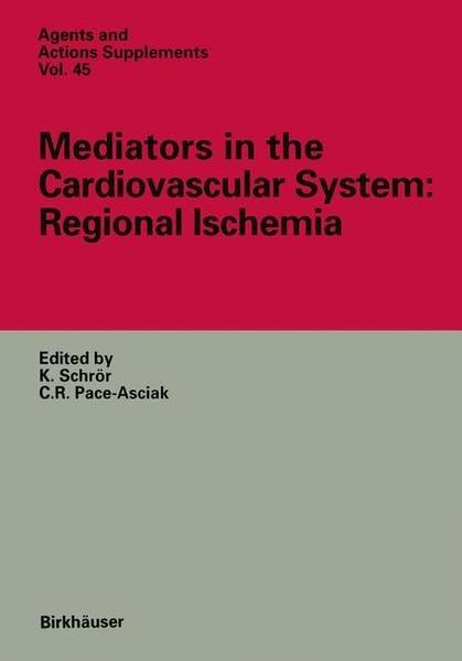 Mediators in the Cardiovascular System: Regional Ischemia - Coverbild