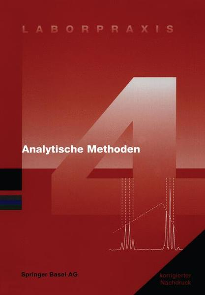 Laborpraxis Bd. 4: Analytische Methoden - Coverbild