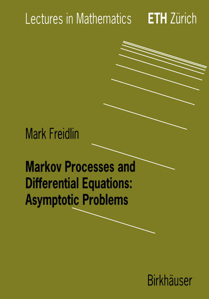 Markov Processes and Differential Equations - Coverbild