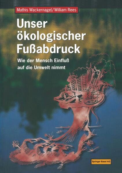Unser ökologischer Fußabdruck - Coverbild