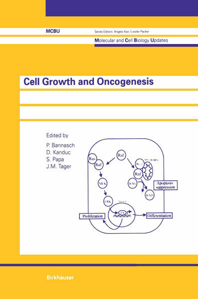 Cell Growth and Oncogenesis - Coverbild