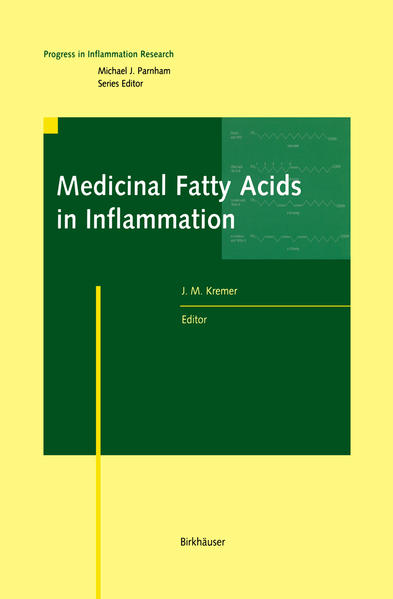 Medicinal Fatty Acids in Inflammation - Coverbild