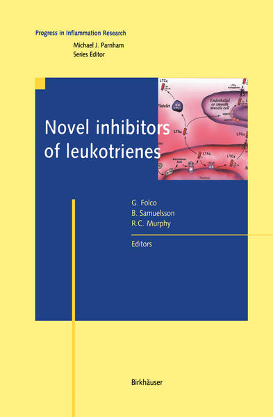 Novel Inhibitors of Leukotrienes - Coverbild