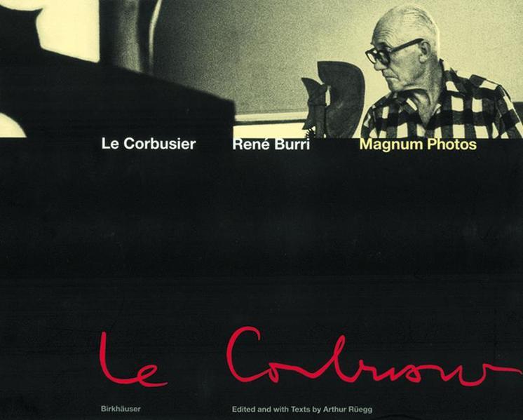 Le Corbusier - Coverbild