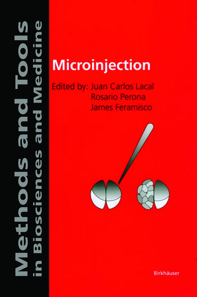 Microinjection - Coverbild