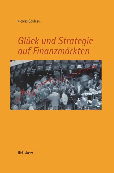 Glück und Strategie auf Finanzmärkten - Coverbild