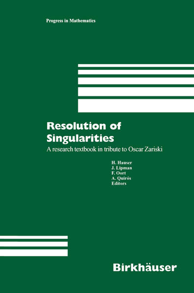 Resolution of Singularities - Coverbild