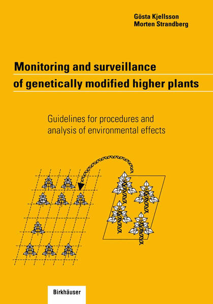 Monitoring and surveillance of genetically modified higher plants - Coverbild