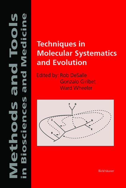 Techniques in Molecular Systematics and Evolution - Coverbild
