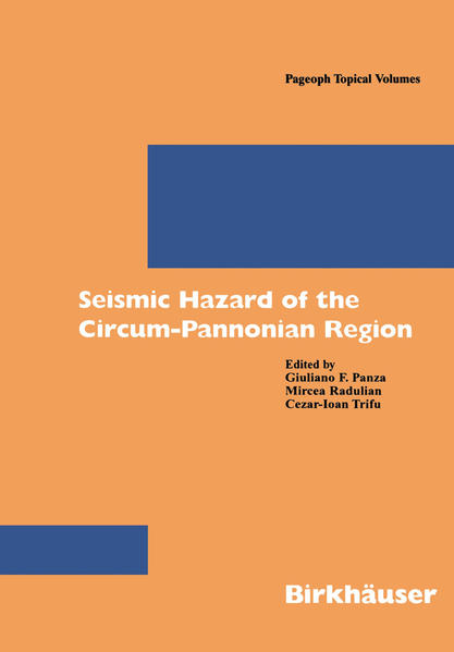 Seismic Hazard of the Circum-Pannonian Region - Coverbild