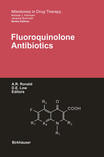 Fluoroquinolone Antibiotics - Coverbild