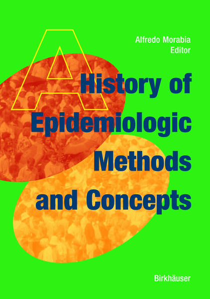 A History of Epidemiologic Methods and Concepts - Coverbild