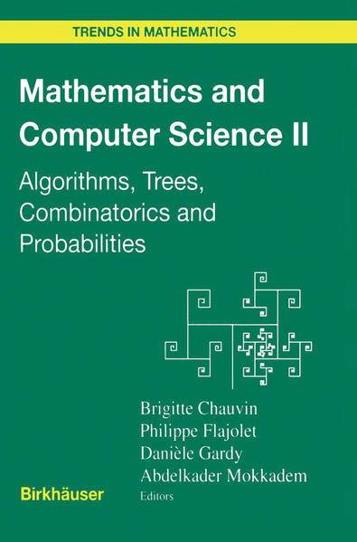 Mathematics and Computer Science II - Coverbild