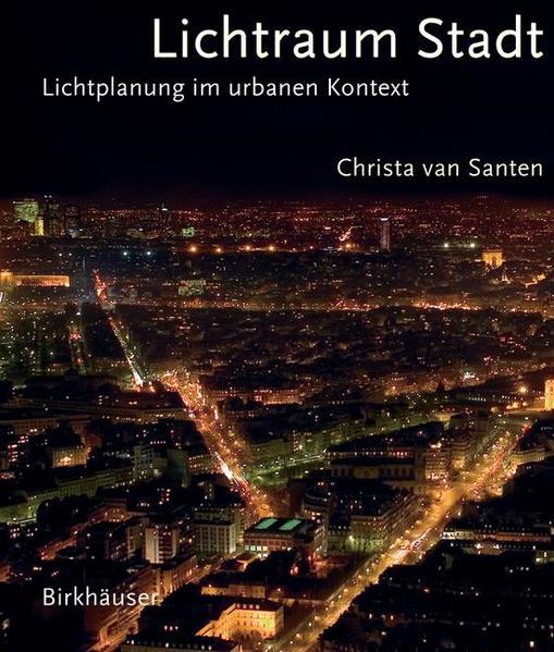 Lichtraum Stadt - Coverbild