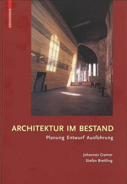 Architektur im Bestand - Coverbild