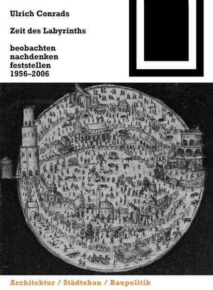 Zeit des Labyrinths - Coverbild