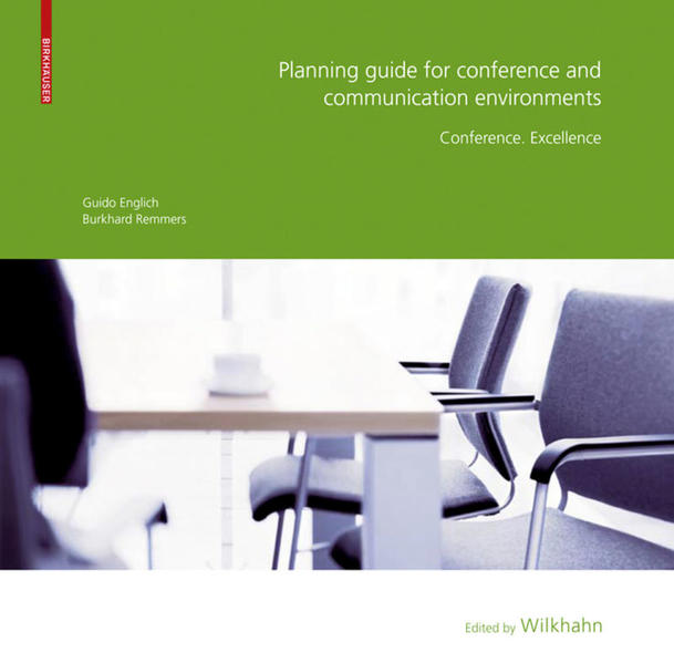 Planning Guide for Conference and Communication Environments - Coverbild
