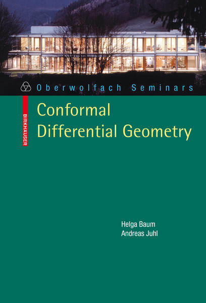 Conformal Differential Geometry - Coverbild