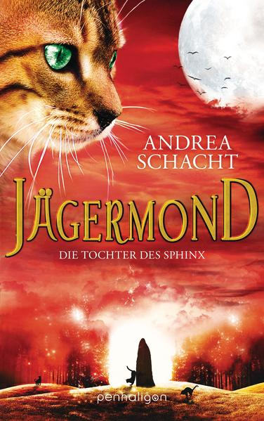 Jägermond - Die Tochter des Sphinx - Coverbild