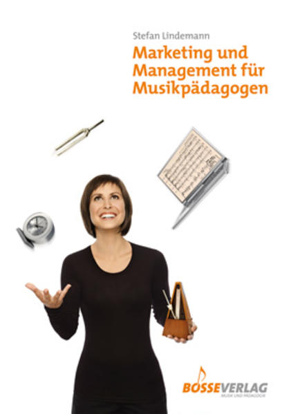 Marketing und Management für Musikpädagogen - Coverbild