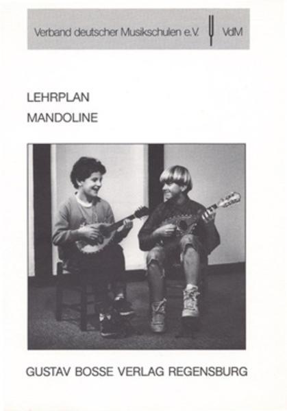 Mandoline - Coverbild
