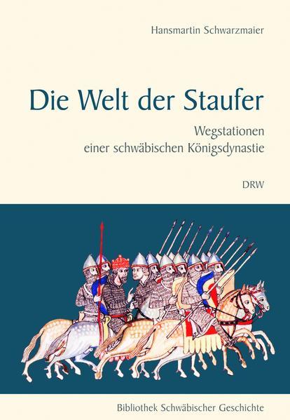 Die Welt der Staufer - Coverbild