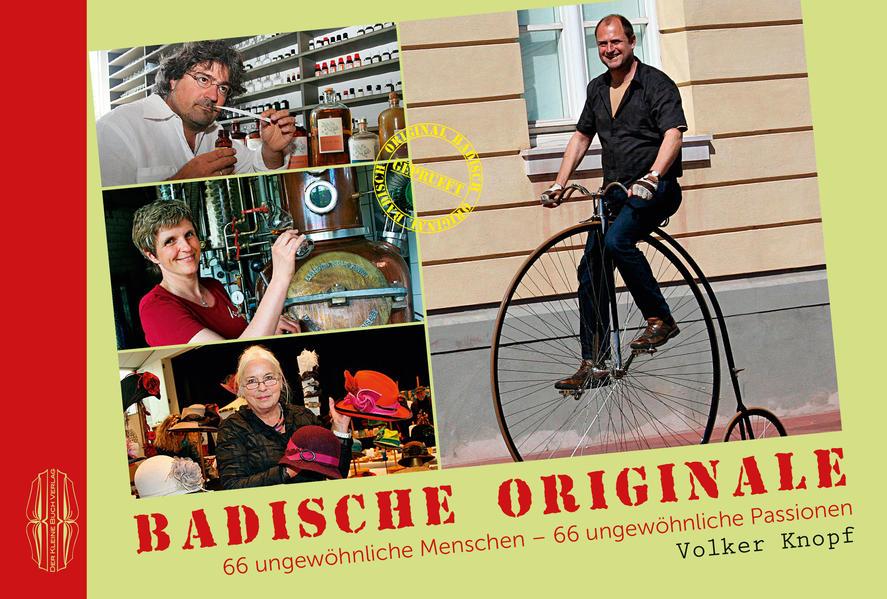 Badische Originale - Coverbild