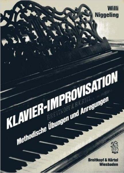 Klavier-Improvisation - Coverbild