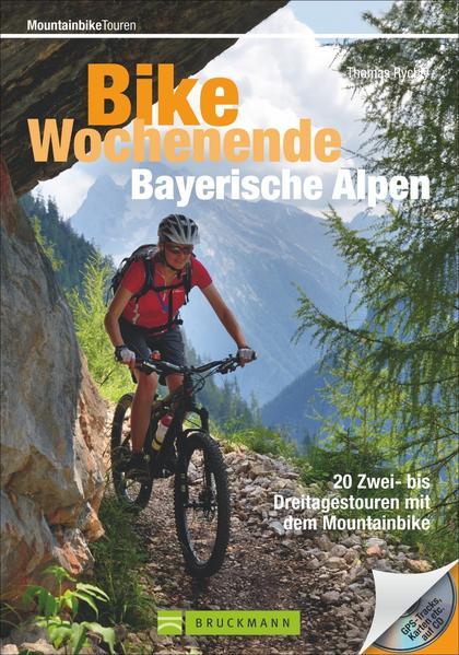 Bike Wochenende Bayerische Alpen - Coverbild
